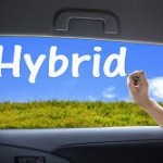 driving your hybrid car
