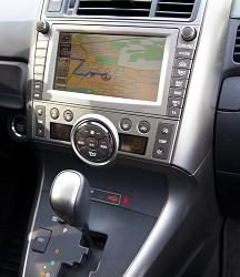 in-dash navigation systems