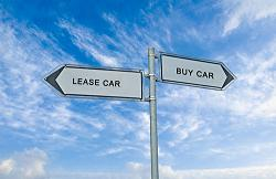 leasing a car